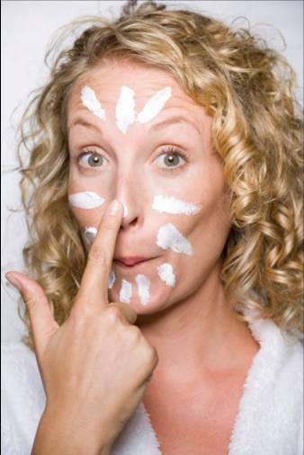 как сделать желатиновую маску от черных точек